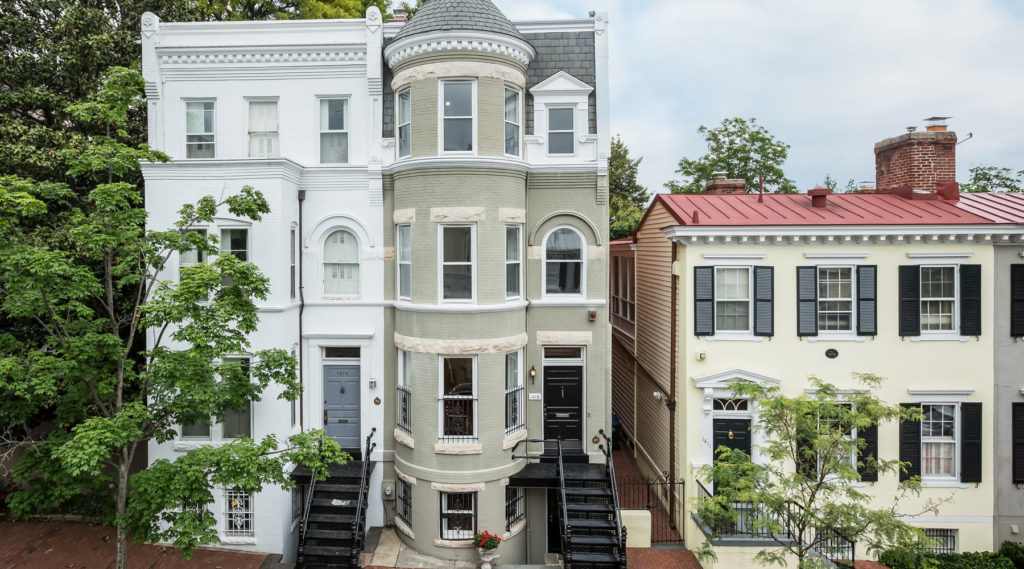 Featured Listing - 1413 29th St NW